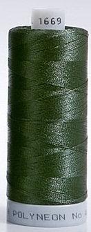 1669 Madeira Polyneon 40 Embroidery Thread