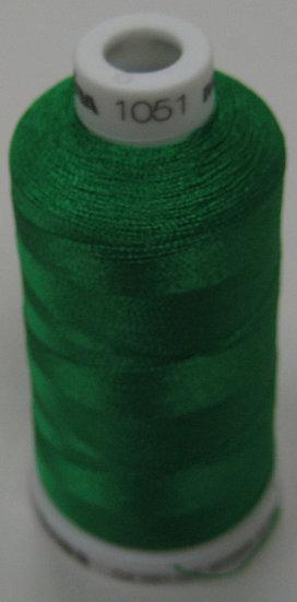 Madeira Rayon Classic 40 #1051 Christmas Green