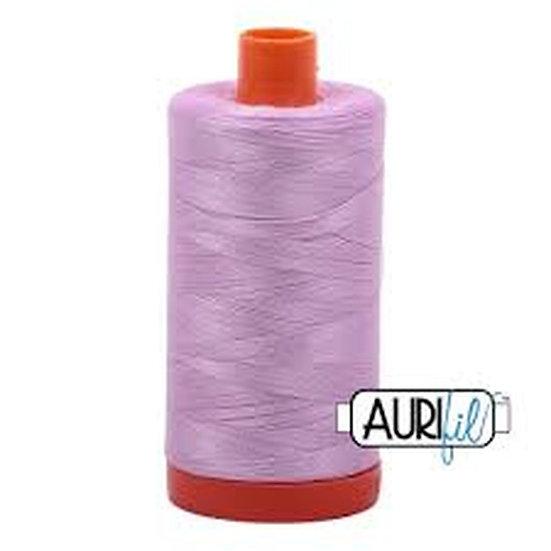 2515 Light Orchid Aurifil Thread 50 Wt 100% Cotton