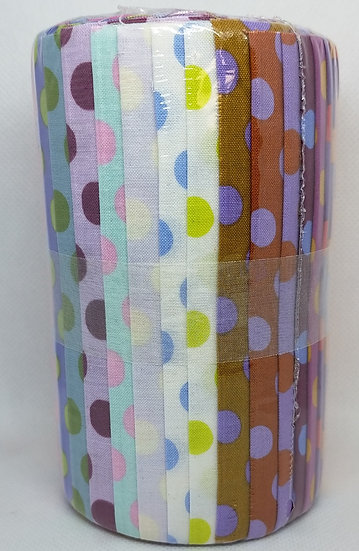 """Jelly Roll    5"""" Dots"""