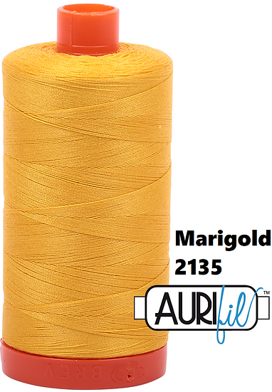 2135 Aurifil Thread 50 Wt 100% Cotton
