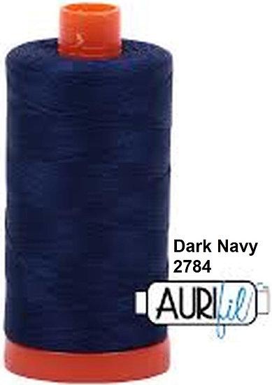 2784 Aurifil Thread 50 Wt 100% Cotton
