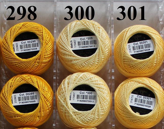 0301 Anchor Pearl 8 Cotton
