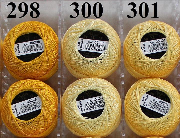 0298 Anchor Pearl 12 Cotton