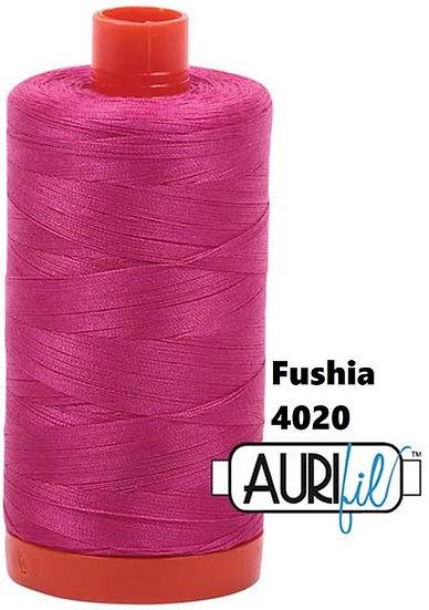 4020 Aurifil Thread 50 Wt 100% Cotton