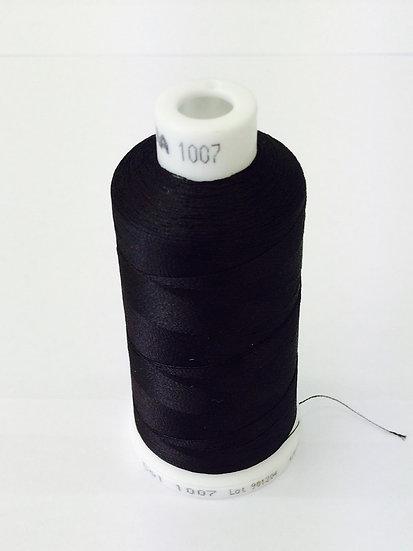 Madeira Rayon Classic 40 #1007 - Amber Black