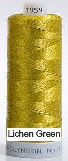 1959 Madeira Polyneon 40 Embroidery Thread