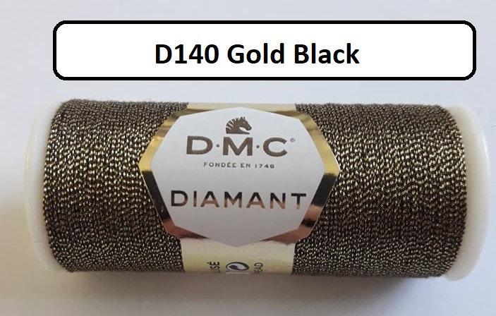 140 DMC  Diamant Metallic Thread