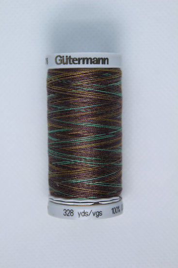 4038 Gutermann Cotton 30 Variegated
