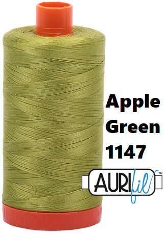 1147 Aurifil Thread 50 Wt 100% Cotton