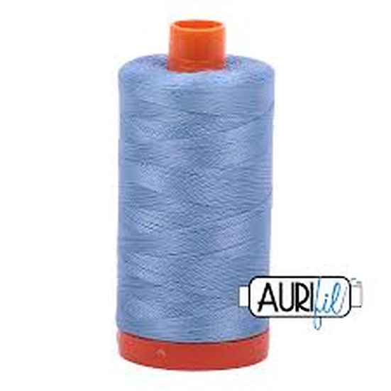 2720 Light Delft Blue  Aurifil Thread 50 Wt 100% Cotton