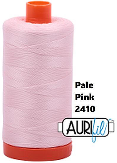 2410 Aurifil Thread 50 Wt 100% Cotton