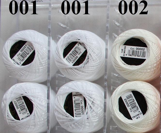 0002 Anchor Pearl 12 Cotton