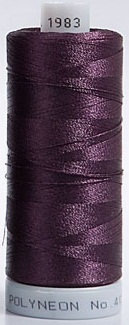 1983 Madeira Polyneon 40 Embroidery Thread