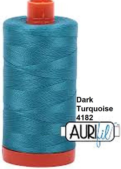4182 Aurifil Thread 50 Wt 100% Cotton