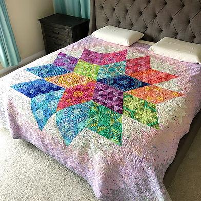Nebula Queen on King Bed.JPG
