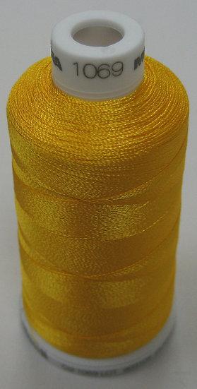 Madeira Rayon Classic 40 #1069 - Sunshine Yellow