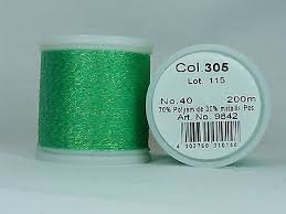Metallic No 40 Opal #305