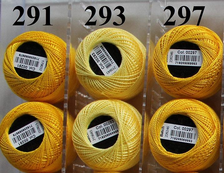 0297 Anchor Pearl 8 Cotton