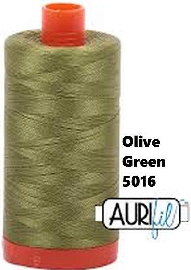 5016 Aurifil Thread 50 Wt 100% Cotton