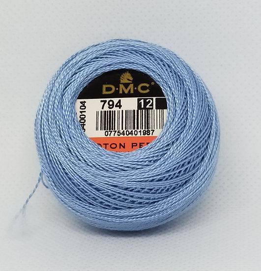 0794 DMC Pearl 12 10g 120 Mtr Balls