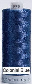1975 Madeira Polyneon 40 Embroidery Thread