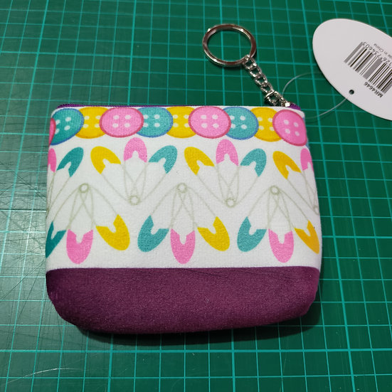 HA4646.DB  Sewing Zipper Pouch