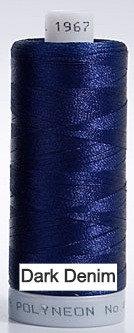 1967 Madeira Polyneon 40 Embroidery Thread