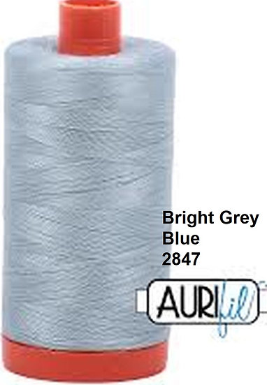 2847 Aurifil Thread 50 Wt 100% Cotton