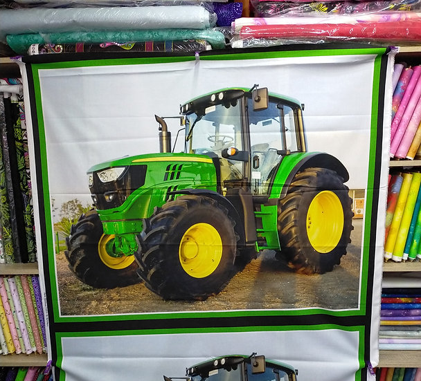 7105/A  Farm Machines  Large Tractor Panel