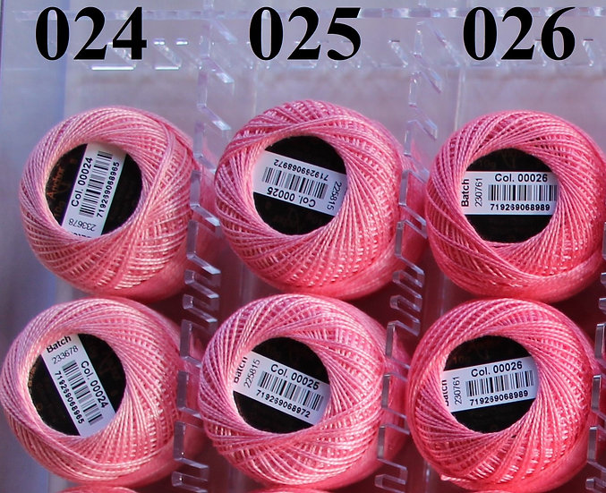 0026 Anchor Pearl 8 Cotton