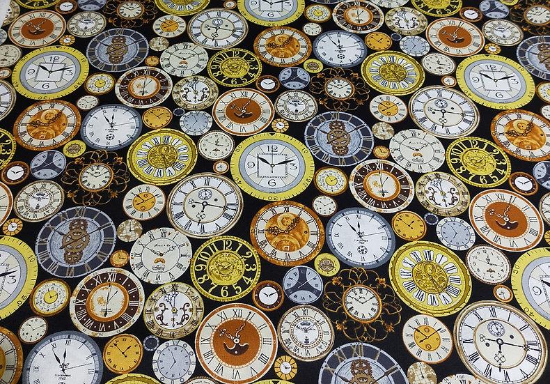 80340 Victorian Vintage  104 Clocks