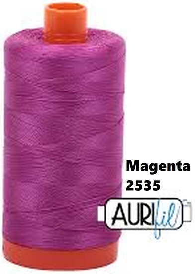 2535 Aurifil Thread 50 Wt 100% Cotton