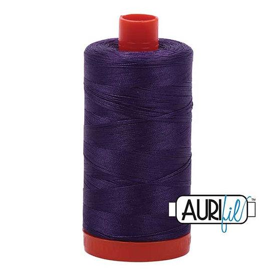 4225 Eggplant Aurifil Thread 50 Wt 100% Cotton