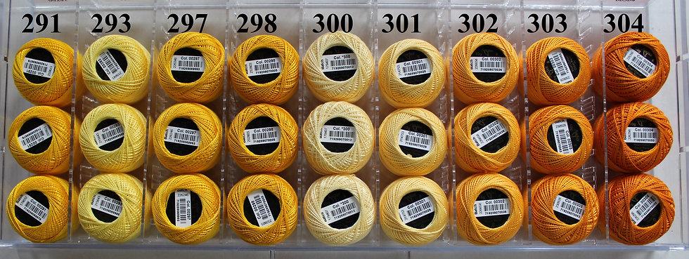 291 - 361 Anchor Pearl 8 Cotton