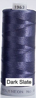 1963 Madeira Polyneon 40 Embroidery Thread
