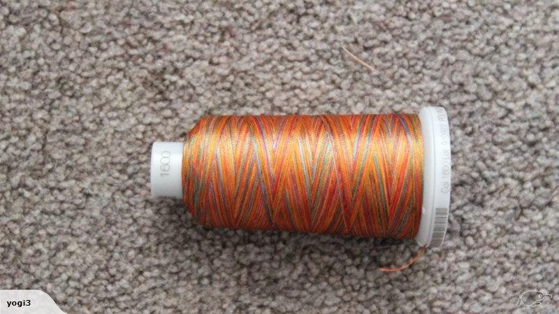 1600 Madeira Polyneon 40 Embroidery Thread
