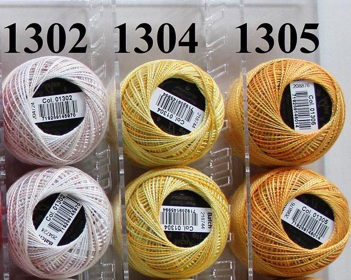 1304 Anchor Pearl 8 Cotton
