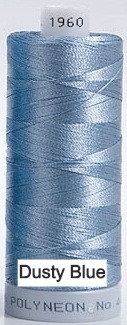 1960 Madeira Polyneon 40 Embroidery Thread
