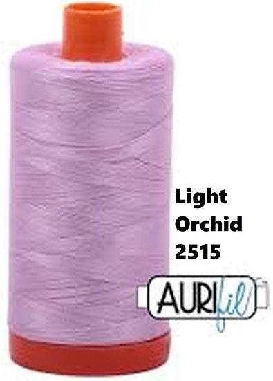 2515 Aurifil Thread 50 Wt 100% Cotton
