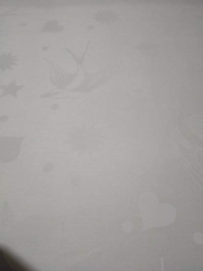 PWTP157 Linework Fairy Flakes White