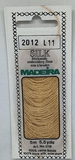 2012 Madeira Silk