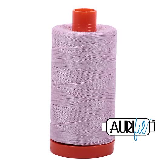 2510 Light Lilac  Aurifil Thread 50 Wt 100% Cotton