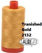 2132 Aurifil Thread 50 Wt 100% Cotton