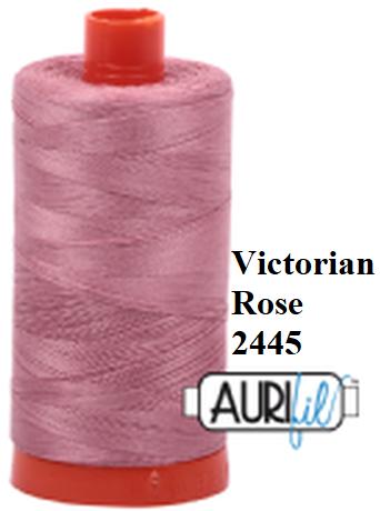 2445 Aurifil Thread 50 Wt 100% Cotton