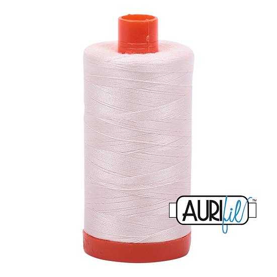 2405 Oyster  Aurifil Thread 50 Wt 100% Cotton