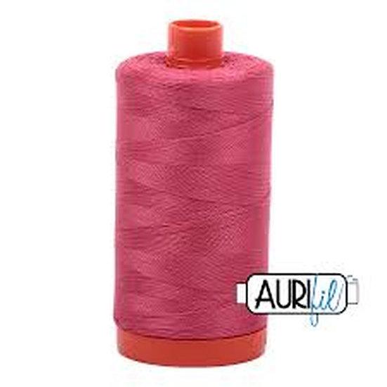 2440 Peony  Aurifil Thread 50 Wt 100% Cotton