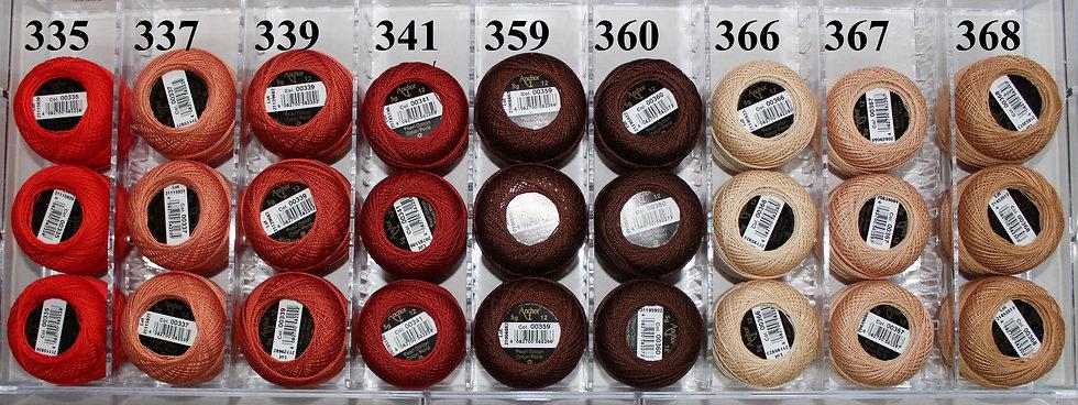 335 - 926 Anchor Pearl 12 Cotton