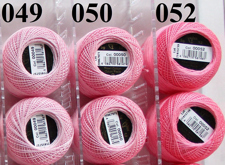 0049 Anchor Pearl 12 Cotton