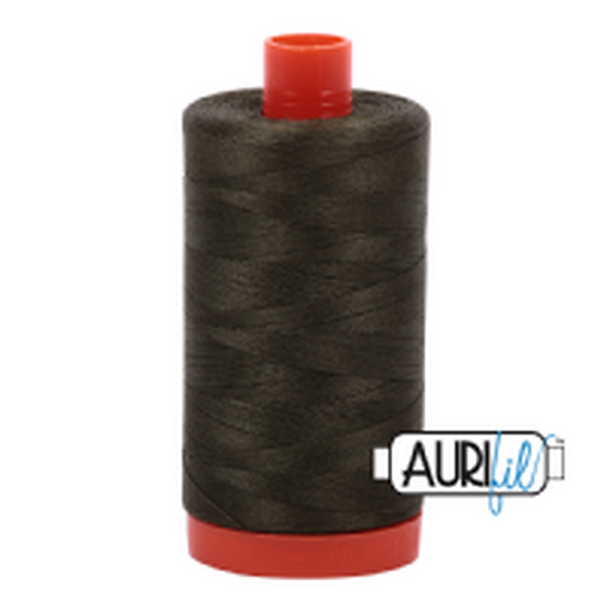 5012 Aurifil Thread 50 Wt 100% Cotton